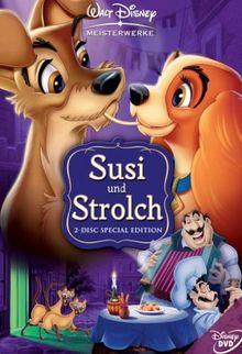 Susi und Strolch [Special Edition] [2 DVDs]