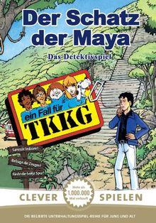 TKKG: Der Schatz der Maya