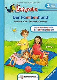 Leserabe mit Mildenberger Silbenmethode, Sonderband: Der Familienhund
