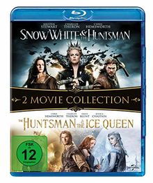 Snow White & the Huntsman / The Huntsman & The Ice Queen [Blu-ray]