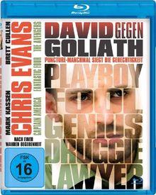 David gegen Goliath - Puncture: Manchmal siegt die Gerechtigkeit [Blu-ray]