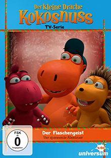 Der kleine Drache Kokosnuss, TV-Serie 9 - Der Flaschengeist