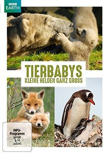 Tierbabys - Kleine Helden ganz groß