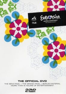 Eurovision Song Contest Helsinki 2007 (2 DVDs)