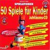 50 Spiele für Kinder. CD- ROM für Windows 95/98. Jubiläums- CD