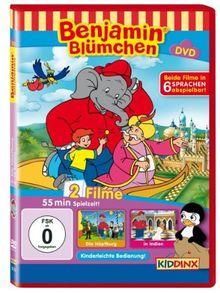Benjamin Blümchen - Die Hüpfburg/In Indien