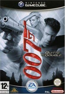 James Bond 007 : Quitte ou Double [FR Import]