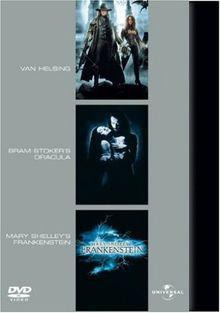 Van Helsing / Bram Stoker's Dracula / Mary Shelley's Frankenstein [3 DVDs]