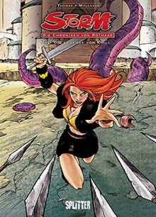 Storm - Chroniken von Rothaar, Die: Band 1. Die Legende von Krill