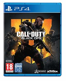 Activision Blizzard - Call of Duty: Black Ops 4 /PS4 (1 GAMES)