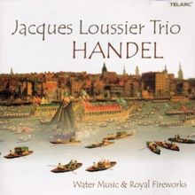 Plays Händel
