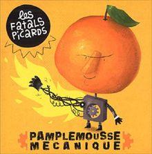 Pamplemousse Mecanique [4eme a