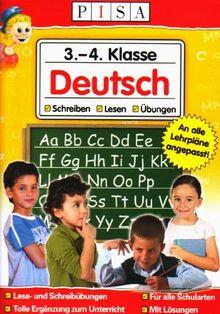 PISA Lernsoftware 3.-4. Klasse Deutsch. Windows Vista und XP