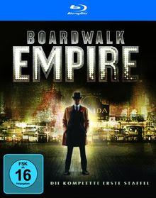Boardwalk Empire Season 1 (Limitierte Erstauflage mit Fotobuch) [Blu-ray] [Limited Edition]