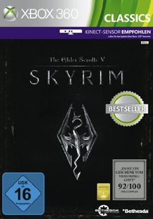 The Elder Scrolls V: Skyrim [Software Pyramide] - [Xbox 360]
