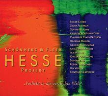 """Hesse Projekt 2 """"Verliebt in die verrückte Welt"""": """"Verliebt in die verrÃ1/4ckte Welt"""""""