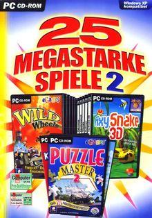 25 Megastarke Spiele 2