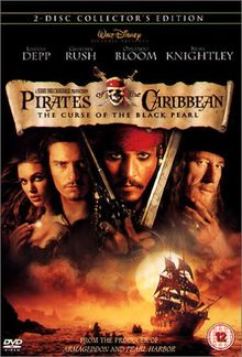 Pirates Of The Caribbean - The Curse Of The Black Pearl [UK Import]