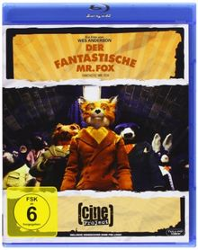 Der fantastische Mr. Fox - Cine Project [Blu-ray]