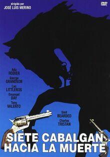 Siete cabalgan hacia la muerte (1979) [Spanien Import]