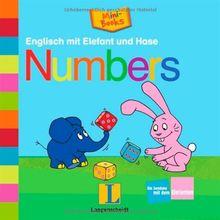 Englisch mit Elefant und Hase: Numbers