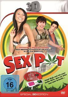 Sex Pot 3D (+ 2 3D-Brillen) [Special Edition]