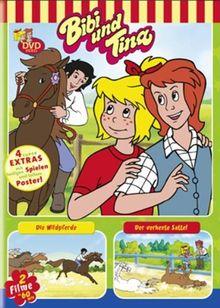 Bibi und Tina - Die Wildpferde/Der verhexte Sattel