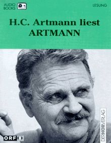 H. C. Artmann liest Artmann, 1 Cassette