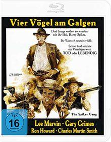 Vier Vögel am Galgen (The Spikes Gang) [Blu-ray]