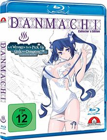 DanMachi - OVA - Limited Collector's Edition [Blu-ray]
