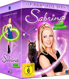 Sabrina - Total verhext! - Gesamtbox (Staffel 1-7) [31 DVDs]