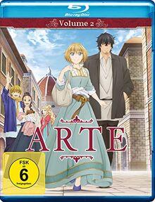 Arte - Volume 2 (inkl. Art-Card-Set) [Blu-ray]