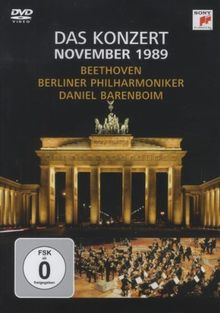 Beethoven, Ludwig van - Das Konzert - November 1989