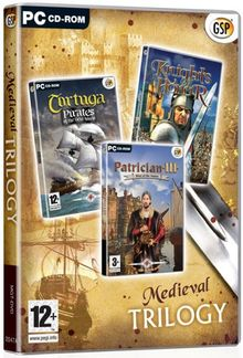 Medieval Games Trilogy: Nights of Honor, Tortuga and Patrician III [UK Import]