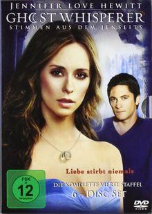 Ghost Whisperer - Die komplette vierte Staffel [6 DVDs]