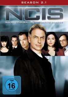 NCIS - Season 2, 1.Teil [3 DVDs]