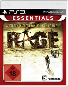 Rage (Uncut) [Software Pyramide] - [PlayStation 3]