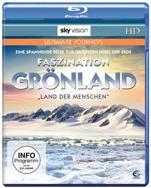 Faszination Grönland - Land der Menschen (SKY VISION) [Blu-ray]