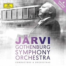 Neeme Järvi & Gothenburg Symphony Orchestra