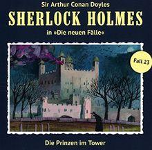 Die Prinzen im Tower (Neue Fälle 23)