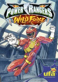 Power Rangers - Wild Force Vol. 1 (Episoden 01-03)