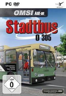 OMSI - Stadtbus O305 (Add-On)