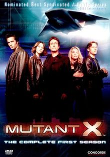 Mutant X - The Complete First Season [5 DVDs]