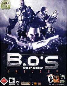 Bet on Soldier - Die Trilogie (DVD-ROM)