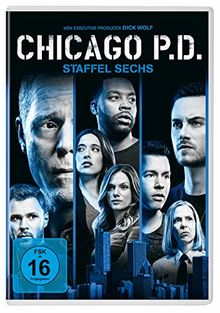 Chicago P.D. - Staffel sechs [6 DVDs]