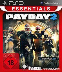 PayDay 2 - Essentials [PlayStation 3]