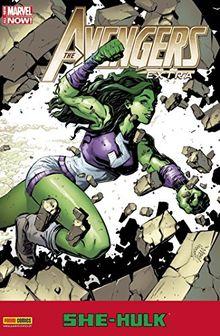 Avengers Extra, 12 : captain Marvel :