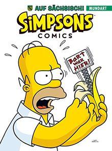 Simpsons Mundart: Bd. 3: Die Simpsons auf Sächsisch