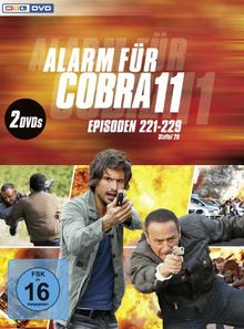 Alarm für Cobra 11 - Staffel 28 [2 DVDs]