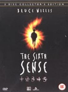 The Sixth Sense - Collector's Edition [2 DVDs] [UK Import]